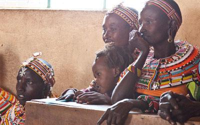 Mamma Cheetah's Outreach in Samburu